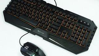 CM Storm 入門鍵盤滑鼠套裝 OCTANE GAMING GEAR COMBO