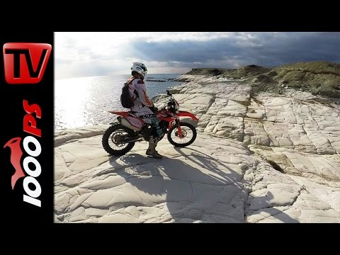 Hard Enduro Tour auf Zypern - Action - Offroad - Onboard