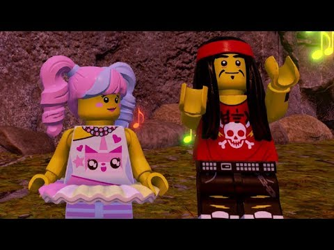 The LEGO Ninjago Movie Videogame - The Lost City of Generals 100% Guide (All Collectibles)