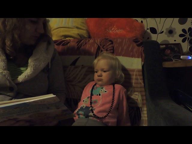 Изображение предпросмотра прочтения – «Семья Курбатовых» читает произведение «Мячик» А.Л.Барто