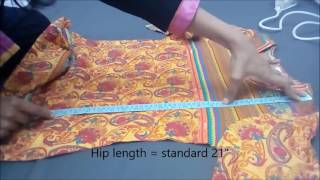 How to Measure for Cutting & Sewing Your Own Dress : A Must Watch for knowing your Measurements