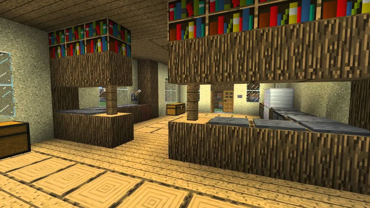 Mansions From Schematics Minecraft Interior Design Workshop