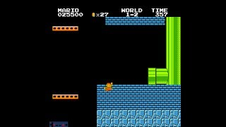 Super Mario Bros. [PAL] TAS in 04:55.16 by HappyLee