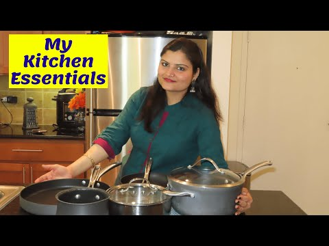 My Favorite Indian Cooking Utensils & Small Kitchen Appliances~Easy CookingTools And Gadgets In USA