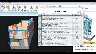 Tutorial de calculo de Metrados y Materiales con IMPERIA - PARTE 2