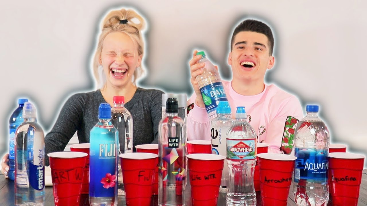 does-water-have-flavor-challenge