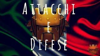 Attacchi e Difese in Lega Titano #1 | Clash of Clans ITA