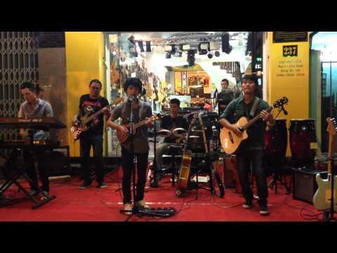 Hey jude(Reggae)-ban nhạc tại Đà Nẵng-Street  Band