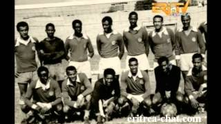 Eritrean Football Player in Ethiopian National Football Team in 1962 - African Championship