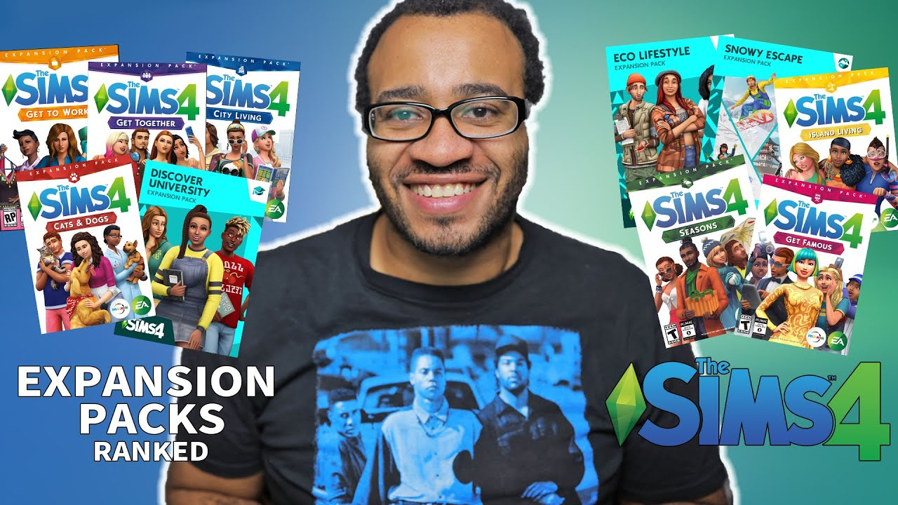 Top 10 Expansions Packs | The Sims 4