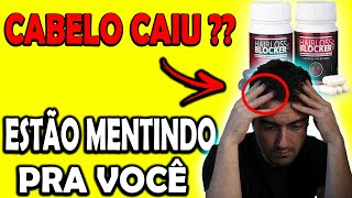 Hairloss blocker - Hairloss blocker é bom? Hair loss blocker é confiavel? Hairloss blocker funciona?