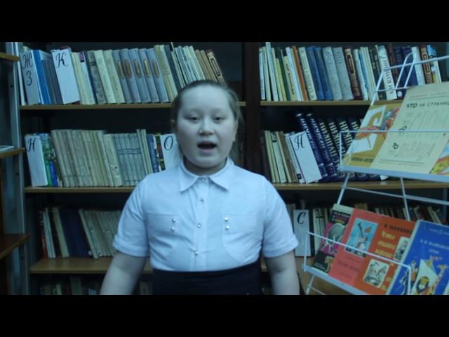 Изображение предпросмотра прочтения – ЛилияКотельникова читает произведение «Майская песенка» В.В.Маяковского