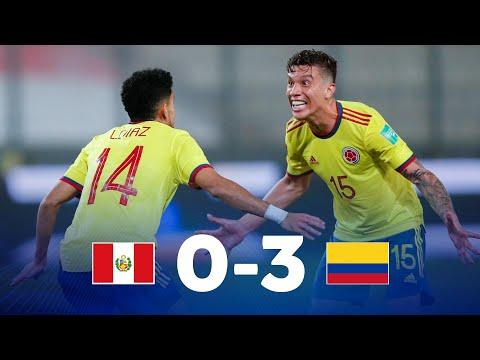 Eliminatorias Sudamericanas | Perú vs Colombia