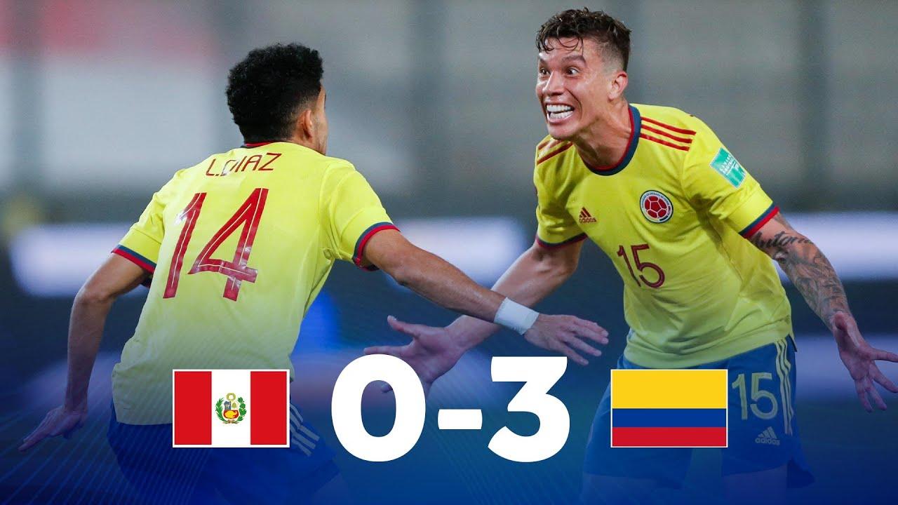 Download Eliminatorias Sudamericanas   Perú vs Colombia   Fecha 7
