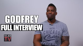 Godfrey on Nipsey Hussle, Dr Sebi, Cardi B, R Kelly, Tekashi, Michael Jackson (Full Interview)