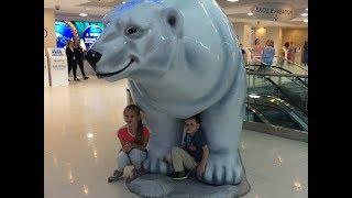 Смотреть видео Москвариум на ВДНХ. Видео для детей. Куда пойти с ребенком в Москве. онлайн