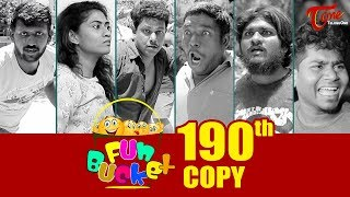 Fun Bucket | 190th Episode | Funny Videos | Telugu Comedy Web Series | Harsha Annavarapu | TeluguOne
