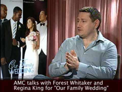 "John Interview Oscar Winner Forest Whitaker About His New Film ""Our Family Wedding"""