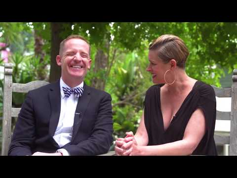 Marc Evan Jackson and Paget Brewster on THE THRILLING ADVENTURE HOUR: BEYOND BELIEF