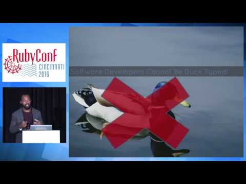 RubyConf 2016 - The Truth About Mentoring Minorities by Byron Woodfork