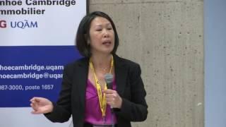 Acfas 2016: Colloque 497 en immobilier - Hong-Loan Trinh, UQAM - Université du Québec à Montréal