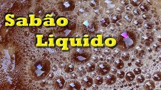 Sabão Liquido extra forte  - Para limpeza pesada, louças e roupas