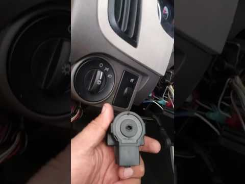 2009 FORD FOCUS IGNITION SWITCH PROBLEM FIX