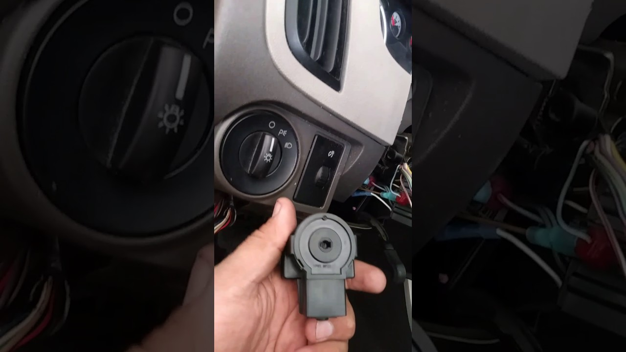 2009 ford focus ignition switch
