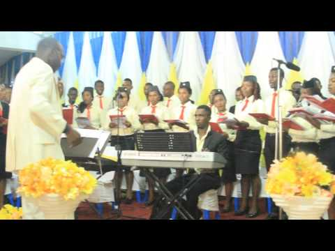 THE LORD JEHOVA  SOLO BY VOX NGOZI EKEH. VOX ANGLICANA CHORALE.2015 CONCERT. CONDUCTED BY REV EMMA