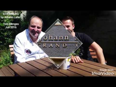 Johann Lafers Stromburg, Hotelvideo und Interview