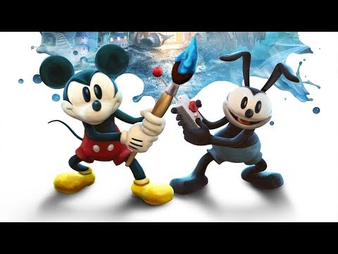 EPIC MICKEY 2: THE POWER OF TWO All Cutscenes Game Movie 1080p 60FPS