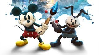 EPIC MICKEY 2: THE POWER OF TWO All Cutscenes (Game Movie) 1080p 60FPS