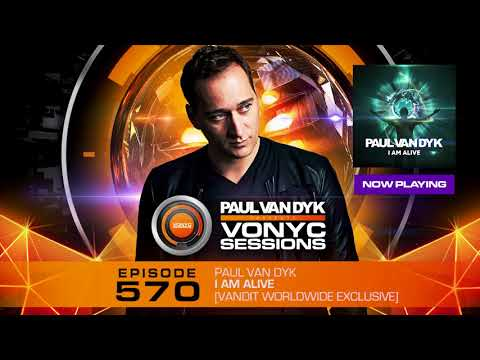 Paul van Dyk - VONYC Sessions 570
