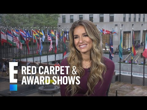 Jessie James Decker Talks Pregnancy Cravings and Baby Names   E! Live from the Red Carpet