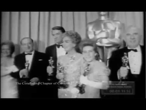 Joan Crawford & 1963 Academy Awards Winners