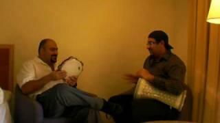 Eser and Aly el Minyawi