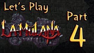 Lets Play (PL) La Mulana part 4 - Gigantyczne problemy