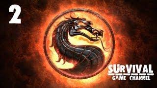 Прохождение Mortal Kombat  Часть 2: Скорпион и Саб-Зиро