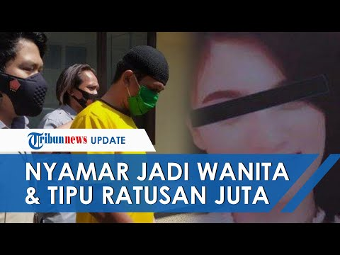 Menyamar Jadi Model Wanita, Pria di Bandung Pura-pura ...