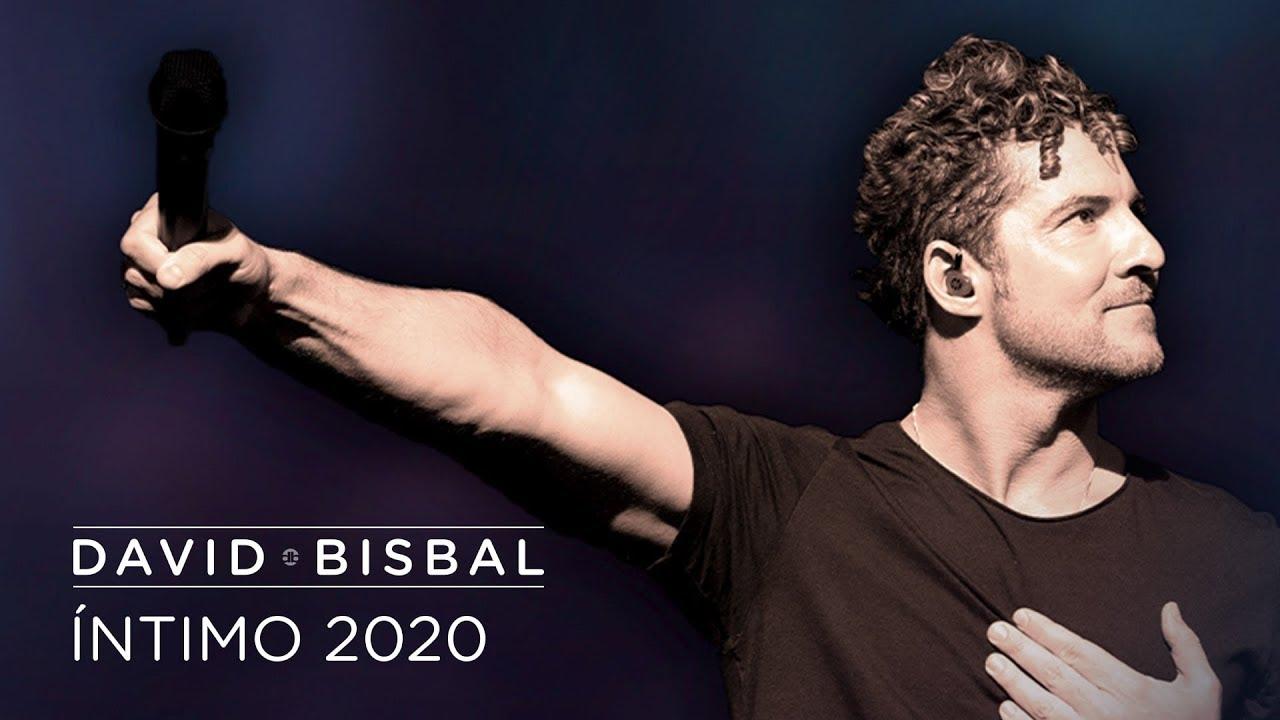 David Bisbal en directo desde el Auditorio Príncipe Felipe de Oviedo
