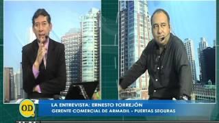 ENTREVISTA EMPRESA ARMADIL  - SR.ERNESTO TORREJON