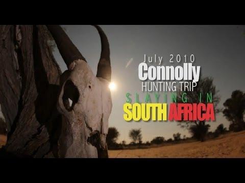 South African Hunting Safari
