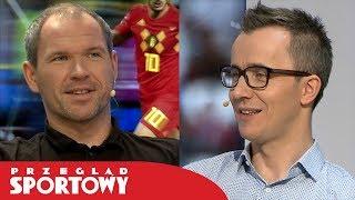 Belgia trzecia, czas na finał Francja - Chorwacja #MisjaRosja