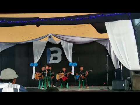 AKUSTIK  SMA N 1 BOLO-Nangi Dana Tambora-Festival Budaya Bengkel Seni 2018