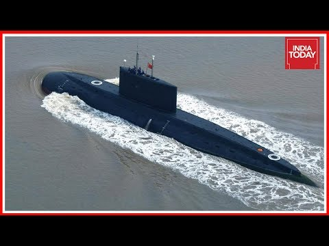 China Deploys Yuan Class Submarine In Indian Ocean