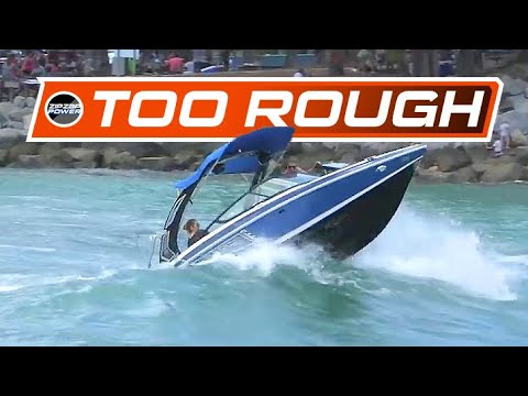 HAULOVER BOATS / Too Rough