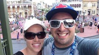 My Birthday at the Magic Kingdom VLOG! - July 14th - Day 15 - WDW Honeymoon 2014
