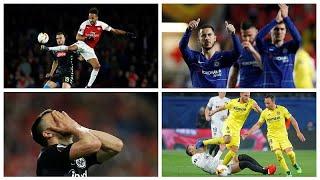 Лига Европы: решающая битва за полуфинал