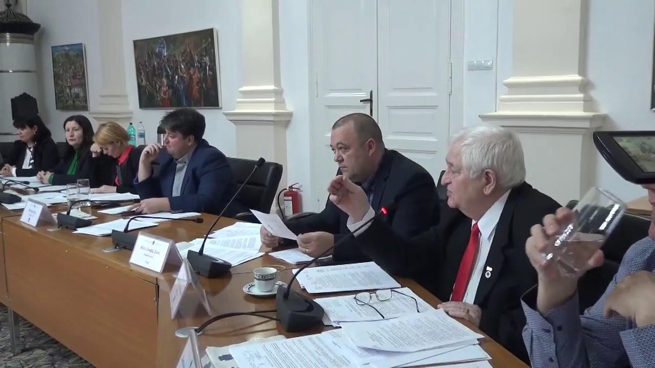 CL Turda: Mărirea contribuției Salinei Turda la bugetul Potaissei Turda (31.01)