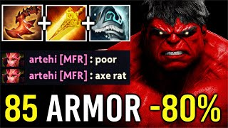 WTF 85 ARMOR CALL Max AoE Burn Hulk vs Tough PL Crazy Raid Manager 32 Eliminates Counter Immortal Rank Dota 2  | NewsBurrow thumbnail